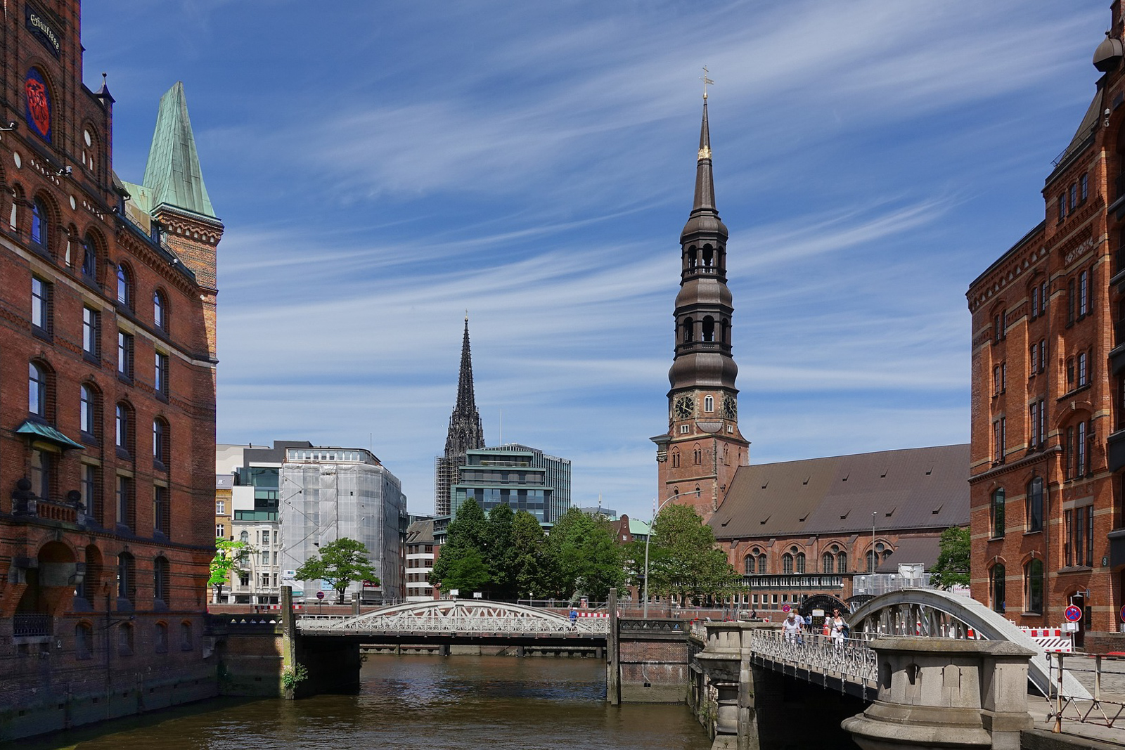 THings to do in Hamburg River cruise through all the best places in hamburg landmarks