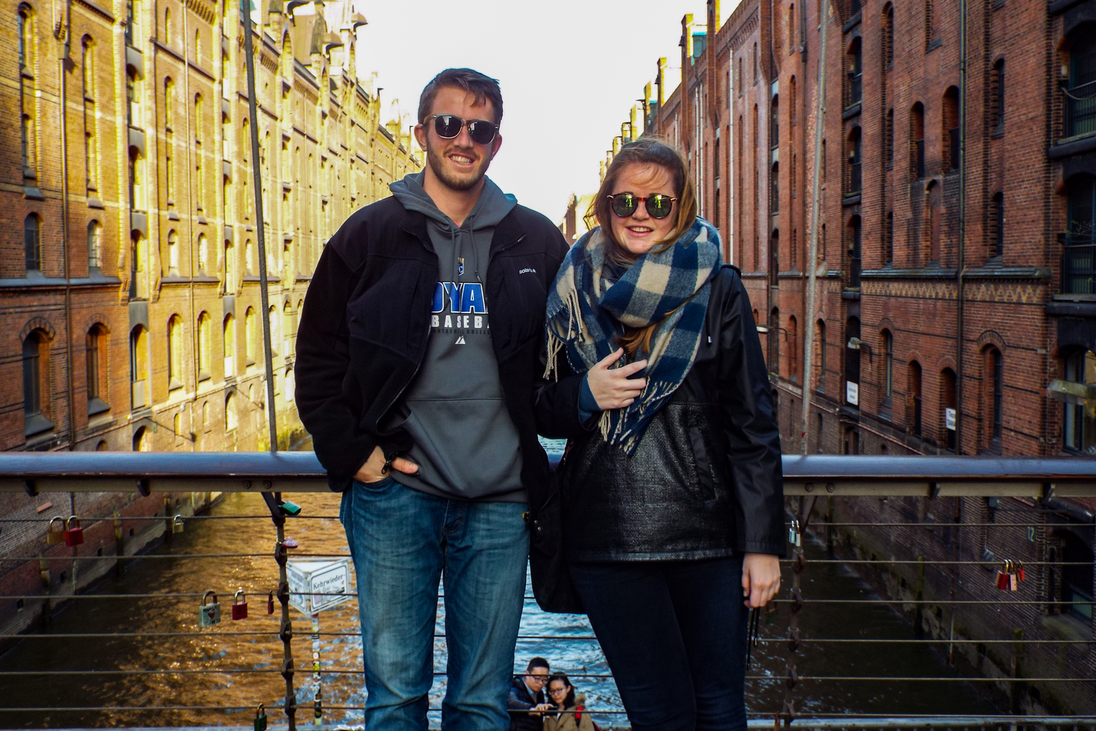 Things to do in Hamburg warehouse district and what to do in Hamburg walking tour