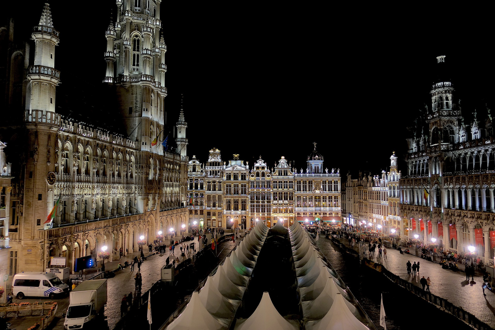 Top things to do in Brussels landmarks Grand place is one of the best places in brussels