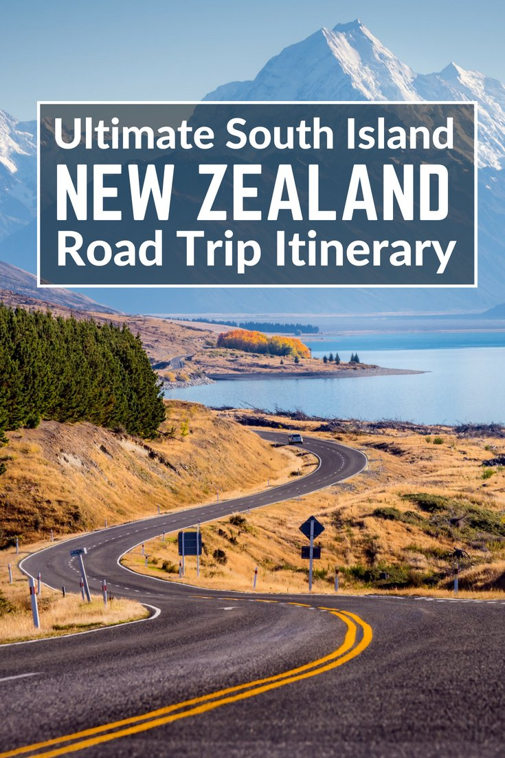 south island new zealand itinerary flying and travel. Black Bedroom Furniture Sets. Home Design Ideas