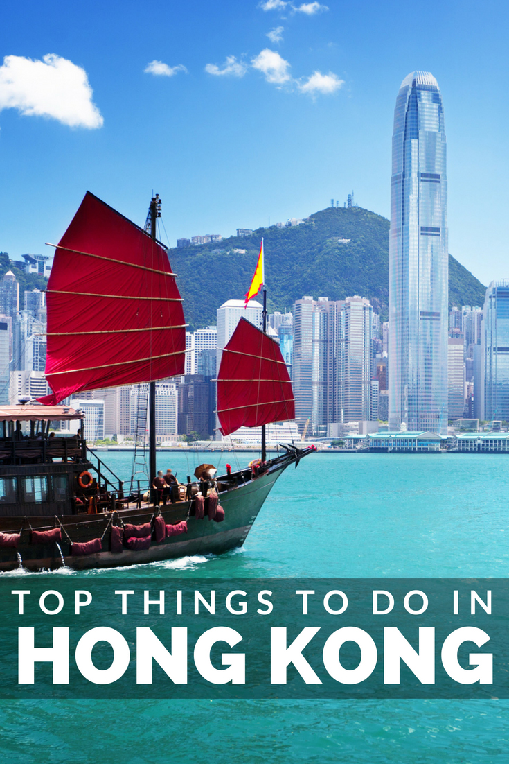Thigns To Do In Hong Kong