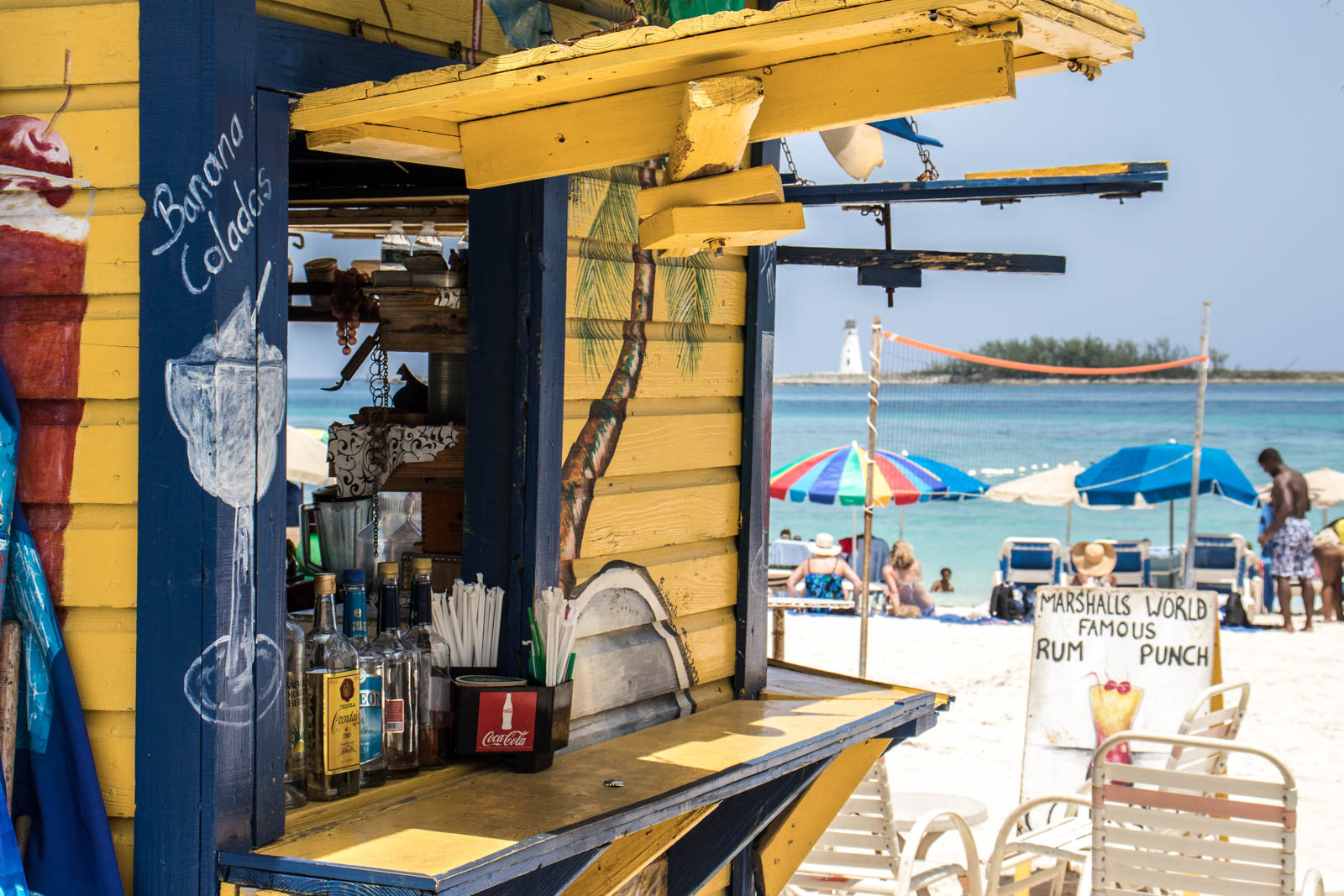 Some of the best beaches in Nassau for cruisers are only minutes away from the port. There are numerous things to do in Nassau bahamas cruise port for all tourists.