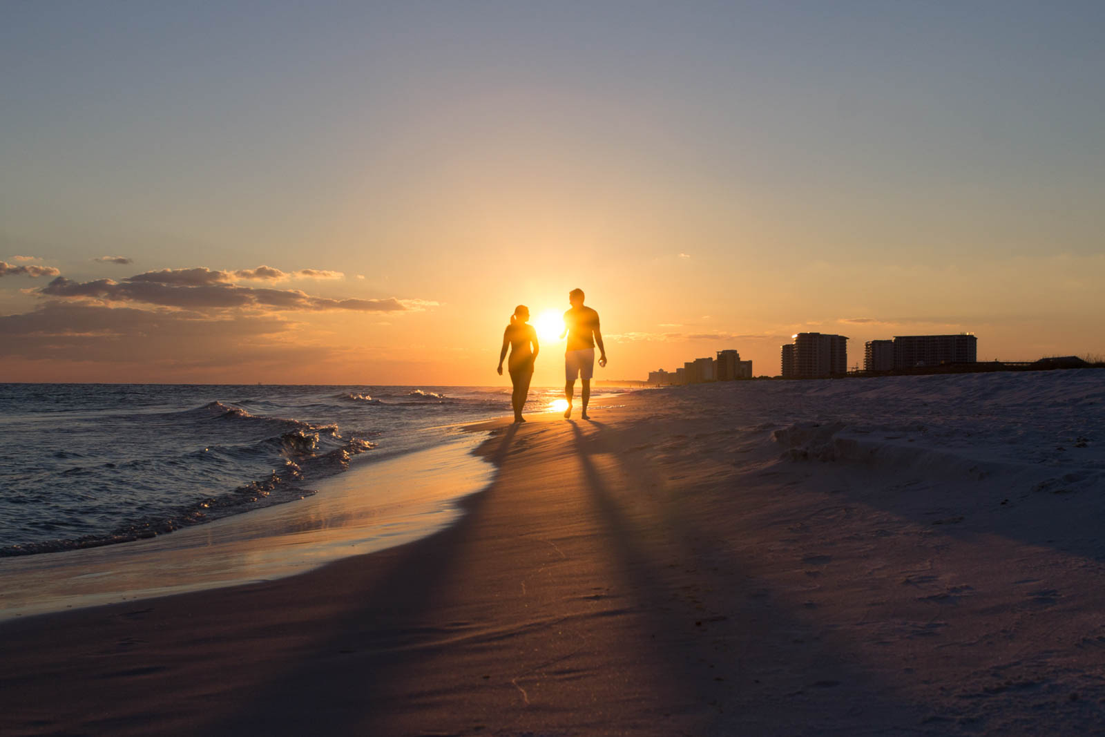 Beach sunsets are among the best cheap things to do in Orlando. There are more fun things to do in Orlando, but plan on budgeting for these unique things to do in Orlando.