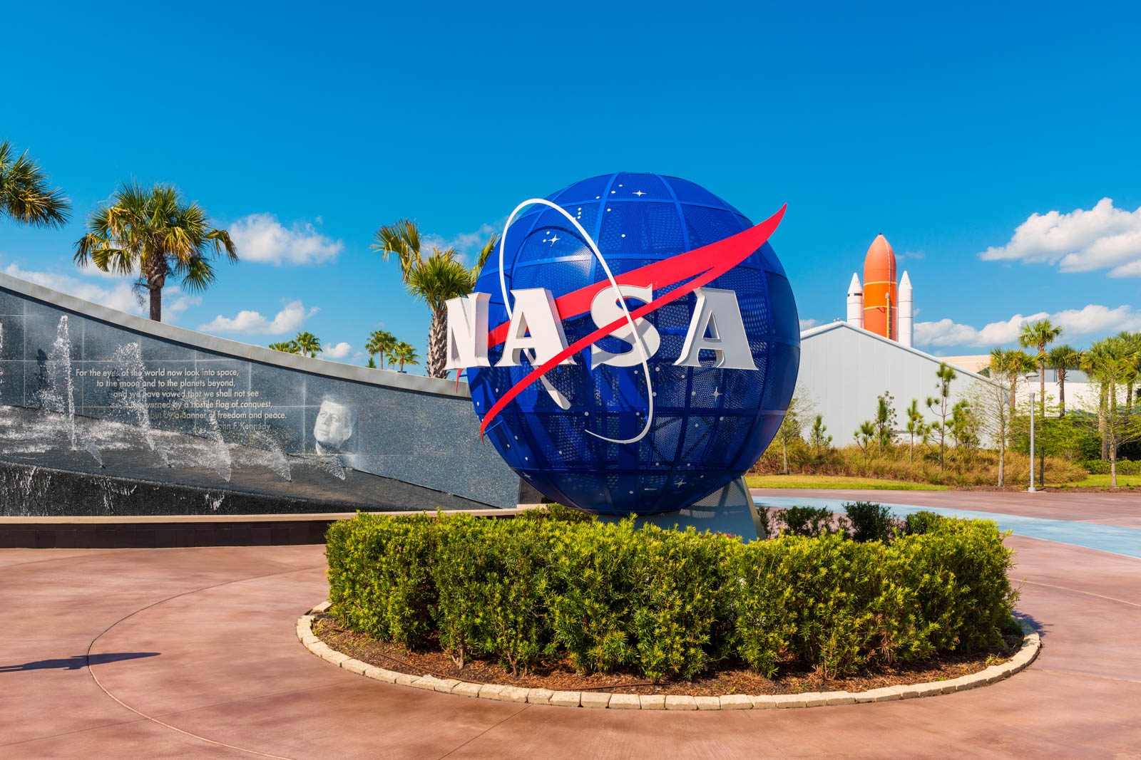 NASA's Kennedy Space Center is among the best things to do in Orlando with kids. Though, it's not one of the cheap things to do in Orlando Florida.